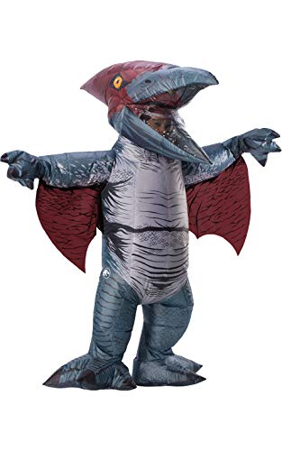 Rubie's Official Jurassic World Inflatable Dinosaur Costume, Pteranodon, Standard