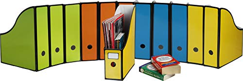 12 Pack - SimpleHouseware Magazine File Holder Organizer Box