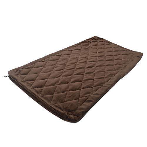 GOQOTOMO Washable Weighted Cover for Heating Pad 12x24 inch - W-B