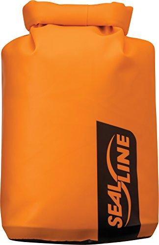 SealLine Discovery Waterproof Dry Bag, Orange, 10-Liter