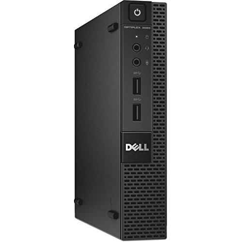 DELL OptiPlex 5050 Micro Form Factor (Intel Core i5-7600T, 16 GB DDR4, 256 GB SSD) Windows 10 Pro (Renewed)']