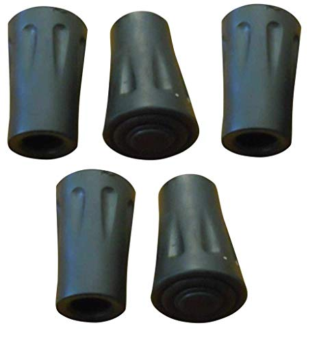 Bafx Products - Replacement Hiking/Trekking Pole Tips (5)