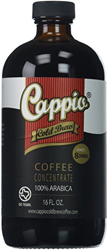 Cappio Cold Brew Coffee 6 Piece Pack, 7 Pound