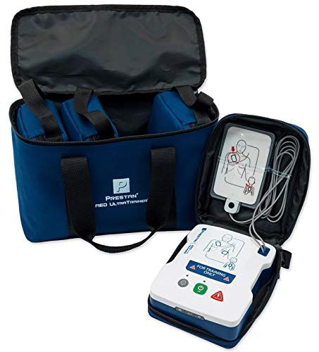Prestan AED UltraTrainer, (Pack of 4) AED Trainers