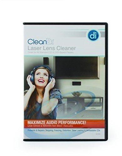 Digital Innovations 60120-00 CleanDr Laser Lens Cleaner