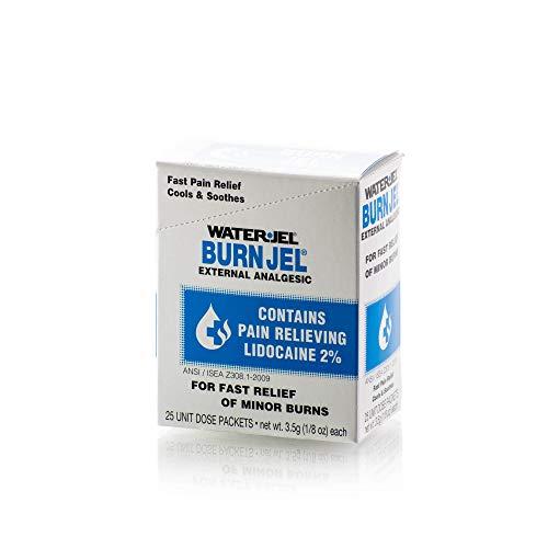 Water-Jel Burn Jel, 3.5 g Packets, Box of 25