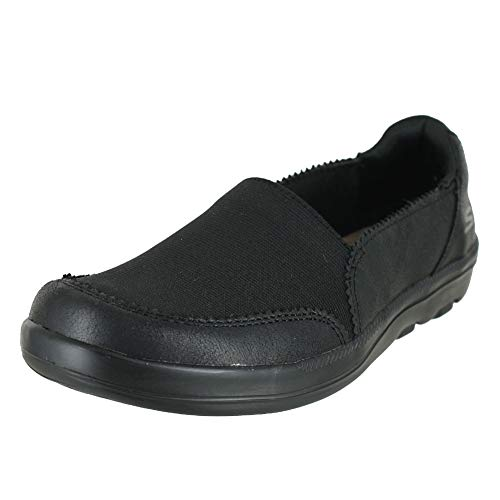 Skechers Womens ON The GO Bliss Happiness Black Size 7