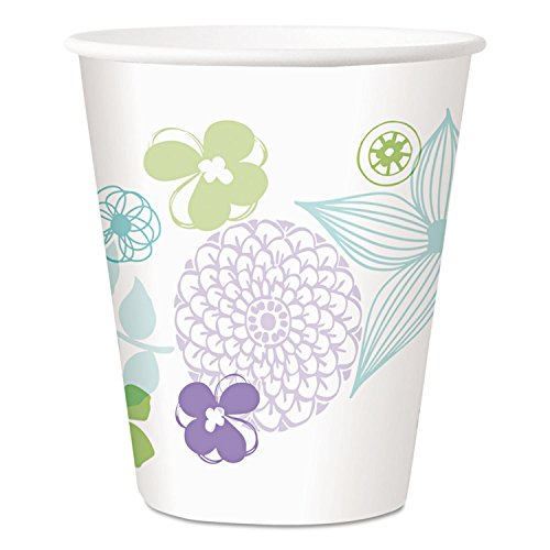 Dixie Not Available Cold Cups, 12 oz, White, 300 Count, (Pack of 1)