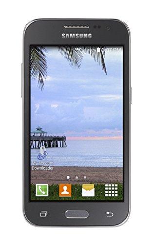 Samsung Galaxy Core Prime, No Contract, Tracfone Locked Smartphone, Black