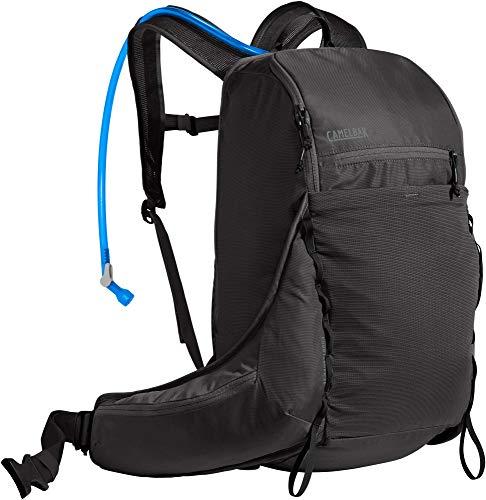 CamelBak Fourteener 26 Hiking Hydration Pack - Hike Backpack - 100 oz, Charcoal/Koi