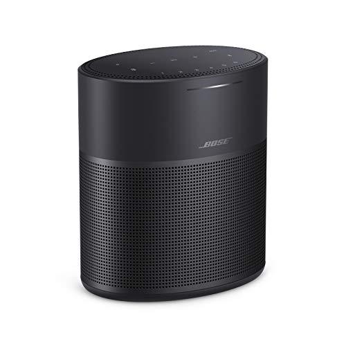 Bose Home Speaker 300: Bluetooth Smart Speaker with Amazon Alexa Built-in, Black