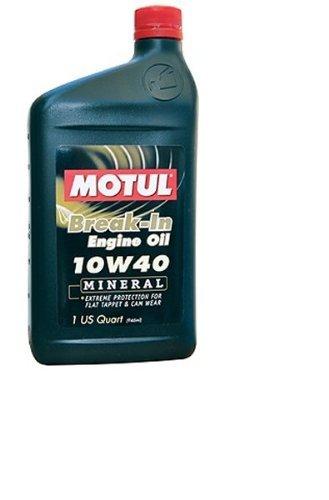 Motul Break In Oil - 10W40 1L (Pack of 6)
