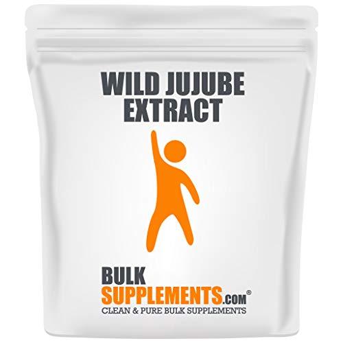 Bulksupplements Wild Jujube Extract Powder (100 Grams)