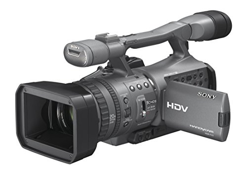 Sony HDR-FX7 3-CMOS Sensor HDV High-Definition Handycam Camcorder with 20x Optical Zoom (Discontinued by Manufacturer) (Renewed)