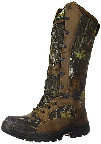 Rocky FQ0001570 Knee High Boot, Mossy Oak Breakup, 10 M US