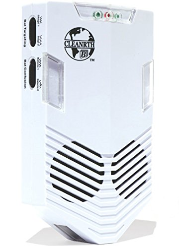 CLEANRTH CB006 Advanced Ultrasonic Bat Repelling System   Demands Bats to Leave!