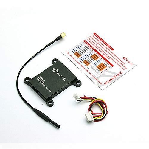 PandaRC FPV Drone VTX VT5804 X1 30x30mm/ 5.8Ghz 40CH 25-800mW Video tramsimitter Raceband Support Smart Audio for Quadcopter