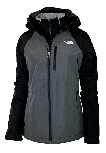 The North Face Women'S Cinder Triclimate 3 in 1 SKI Jacket TNF Black (Small)