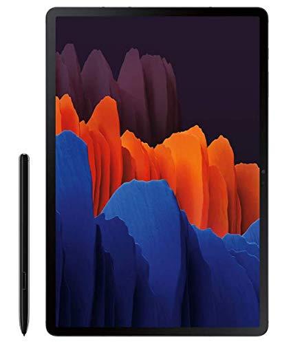SAMSUNG Galaxy Tab S7 (5G Tablet) LTE/WiFi (AT&T), Mystic Black - 128 GB (2020 Model - US Version & Warranty) - SM-T878UZKAATT