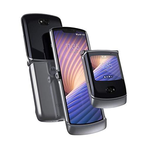 Motorola Razr 5G   Unlocked   Made for US by Motorola   8/256GB   48MP Camera   2020   Liquid Mercury