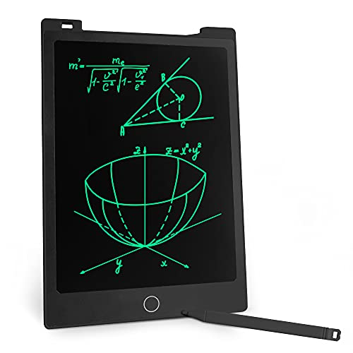 Richgv LCD Writing Tablet,11 Inches Business Handwriting Pad Ewriter Built-in Magnet for Age 3+ Black