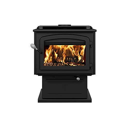 Drolet Escape 2100 Extra Large 2020 EPA Certified Wood Stove - 110,000 BTU – 2,700 sq.ft., Model# DB03129