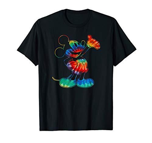 Disney Tie Dye Mickey Mouse T-Shirt
