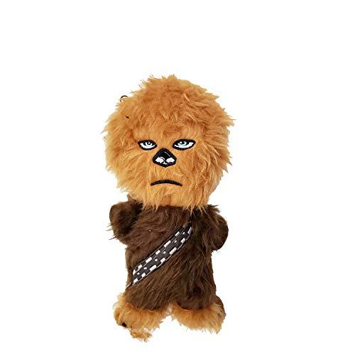 Silver Paw Star Wars Chewbacca Dog Toy 9 inch Tall