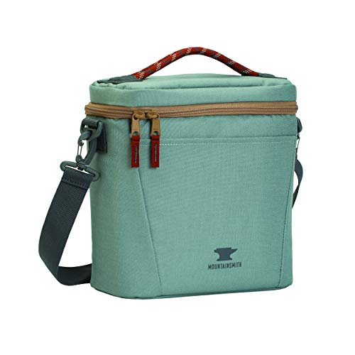 Mountainsmith The Sixer Cooler: Soft Sided Cooler, Frost Blue