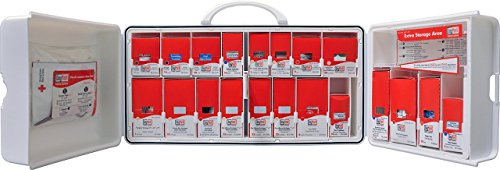 DayMark Wall-Mountable Standard First Aid Kit, OSHA Compliant