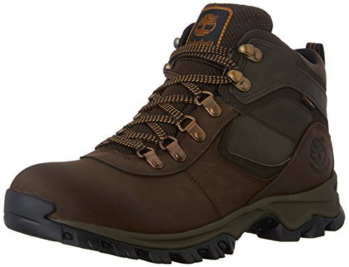 Timberland Men's Mt. Maddsen Hiker, Brown, 9.5 W US