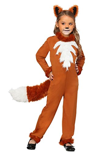 Girl's Sly Fox Costume Small