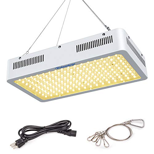 Roleadro LED Grow Light 1500W Plant Light with 3500k Full Spectrum Growing Lamps for Indoor Plants Greenhouse Succulent Hydroponics Veg and Bloom Plant Grow Lights-1500W