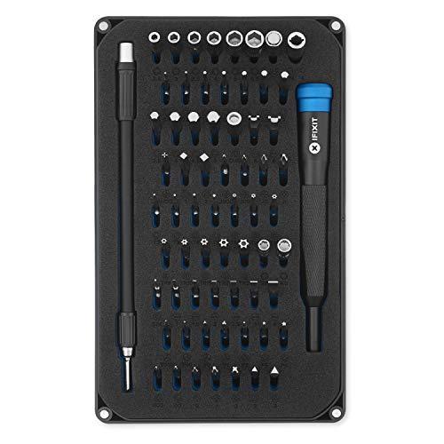 iFixit Mako Driver Kit - 64 Precision Bits for Electronics Repair