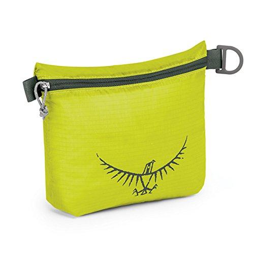 Osprey Packs UL Zipper Sack, Electric Lime, Medium
