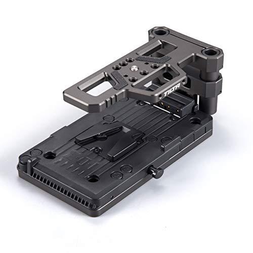 Tilta TA-BSP2-V-G V-Mount Battery Plate Baseplate for BlackMagic Pocket BMPCC 4K Camera