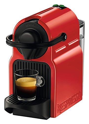 Breville Inissia Espresso Machine, 100, Red