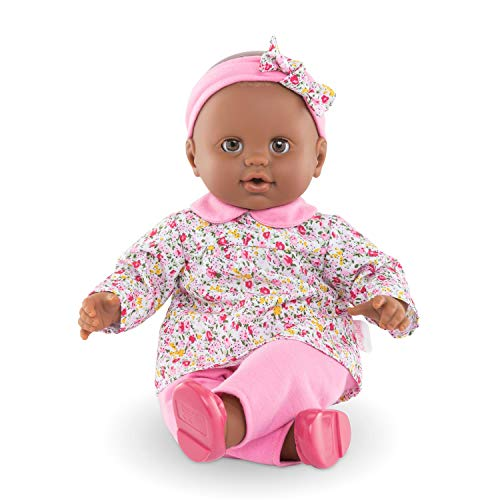 Corolle Mon Grand Poupon Lilou - 14' Toy Baby Doll for Ages 2 Years +