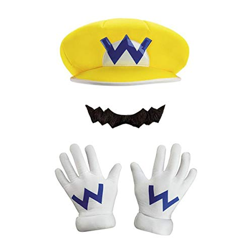 Wario Super Mario Bros. Nintendo Child Costume Kit