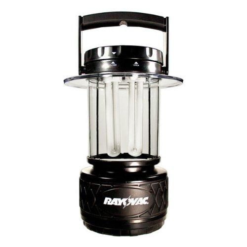Rayovac SPLN8D-TA Sportsman Area Lantern With Twin Fluorescent Bulbs
