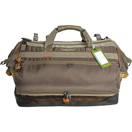 Fishpond Cimarron 24.5' Wader/Duffel Bag and Backpack Stone
