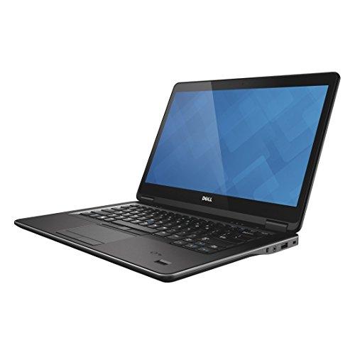 Dell Latitude E7440 14.1 Business Ultrabook PC, Intel Core i5 Processor, 8GB DDR3 RAM, 256GB SSD, Webcam, Windows 10 Professional (Renewed)