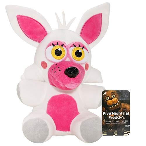 Funko Five Nights at Freddy's Mangle Funtime Foxy 6' Inch FNAF Plush