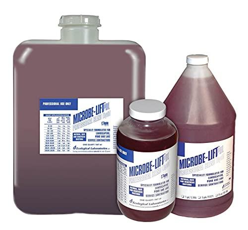 MICROBE-LIFT Microbe-Life Prof Blend Liquid 1 GAL, Black (PEL10PBLXG4)