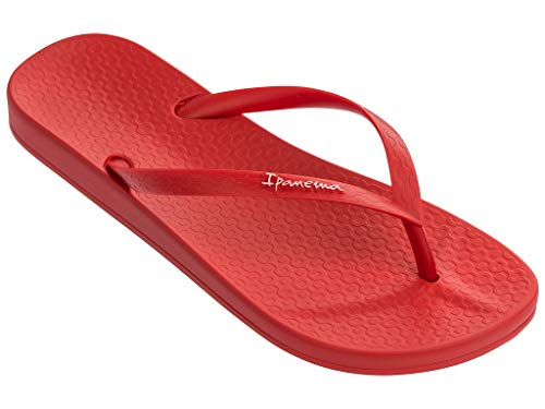 Ipanema Sandals ANA Colors Kids, RED Size 2