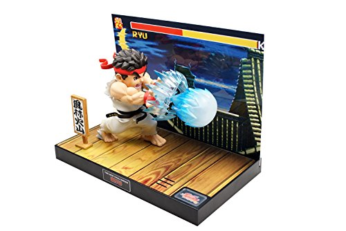 Big Boy Toys Street Fighter: TNC-01 Ryu PVC Figure