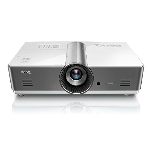 BenQ MH760 1080P Business Projector   5000 Lumens for Lights on Presentations   LAN Control for Network Infrastructure   Keystone for Flexible Setup