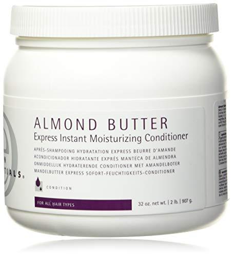 Design Essentials Almond Butter Express Instant Moisturizing Conditioner, 32 Ounces
