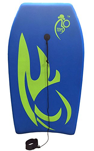 Bo-Toys Body Board Lightweight with EPS Core (Blue, 33-INCH)