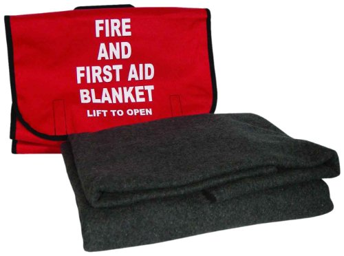 North by Honeywell 5560390CASE Fire Blanket In Cordura Bag